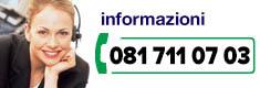 Chiamaci per informazioni